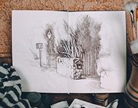 Mallorca sketchbook