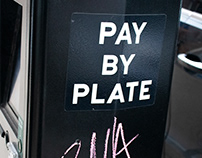 PAY BY PLATE