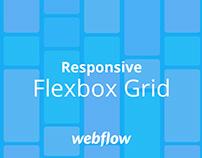 Responsive Flexbox Grid