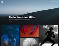 Zpholio – Portfolio Elementor WordPress Theme