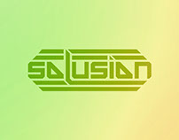 Logo for music producer Solusion