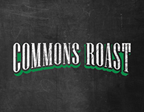 Commons Roast Coffee Packaging