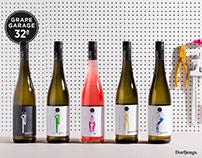 Grape Garage 32a - Winery Website