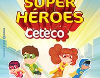Campaña - Superhéroes Ceteco