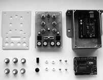 Arduino MIDI Controller (2011)