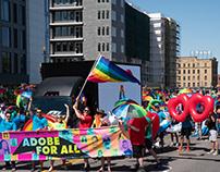Adobe Utah Pride 2018