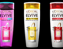 L'Oréal O Meu Elvive - Ad Campaign