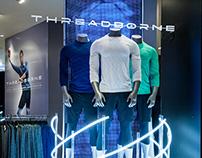 THREADBORNE | Macy's Herald Square | Popup Shop
