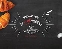 Bar la Fontana - Realizzazione menù