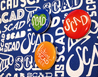 SCAD Admission Recruitment Buttons