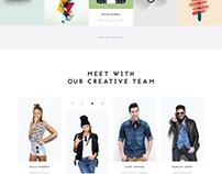 Nrgagency - Creative Agency Joomla Template