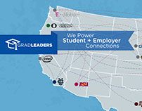 GradLeaders | Employer Connections Map