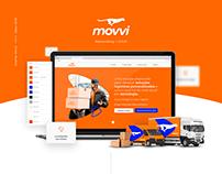 Movvi Rebrand + UI/UX