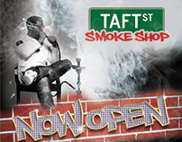 Taft Street Smoke Shop Flyer