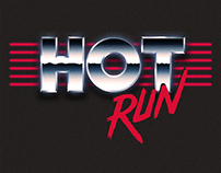 Hot Run - Logo Design