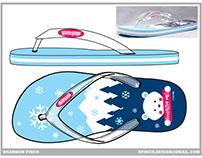 Footwear Design - Kids & Licensed Product