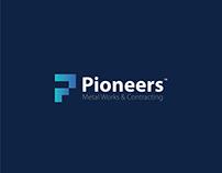 Pioneers Branding Identity