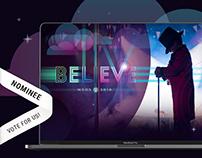 """Believe"" – 2019 World Series of Sales Website"
