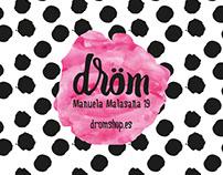 Dröm Shop - Imagen Corporativa