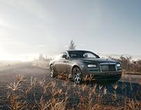 2018 Rolls Royce Wraith Imagery