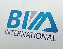 BIM International Website - Contracting company