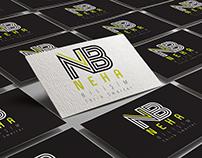 Neha Bilişim Logo & Business Card Project