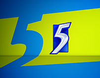 MEDIACORP CHANNEL 5 | 2014 Rebrand Pitch