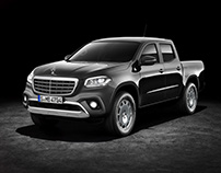 Mercedes-Maybach Family: X-Class, A-Class and GLS Class