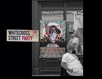 Whitecross Street Party a London Event