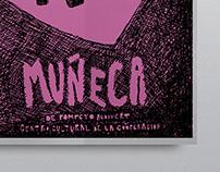 Muñeca - Afiche/teatro Wolko II