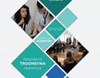 Soft Skills Academy Sarajevo / Promo Poster