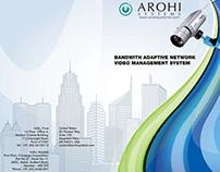 Brochure Designs for Arzoo.com+companies