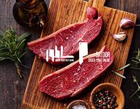 Satoor Order meat online Logo