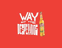 Way of the Desperados Pitch Deck