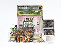 Viterbo Storefronts