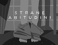 Strane abitudini - Animatic