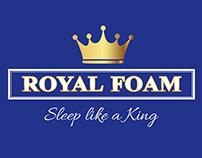 Royal Foam Rebrand
