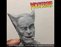 Wolverine with external filament