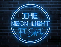 Neon Text Effects