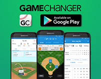 GameChanger Baseball & Softball Scorekeeper - Android