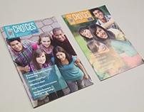 Education Development Trust - 'Choices' magazine