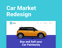Car Market Redesign