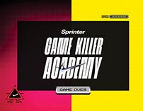 Game Killer Academy / Phantom & Mercurial