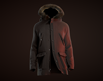 CGI Jacket Project