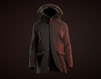 CGI Jacket Project