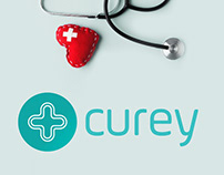 Curey - Medical and health care app