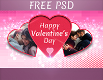 Free Valentine Facebook Covers