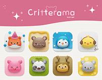 Critterama Icons