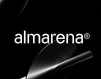 Almarena® Typeface