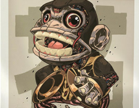 MECHASOUL PSYCHO CHIMP